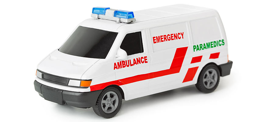 Ambulance Images call | contact center solution for ambulance services | teckinfo
