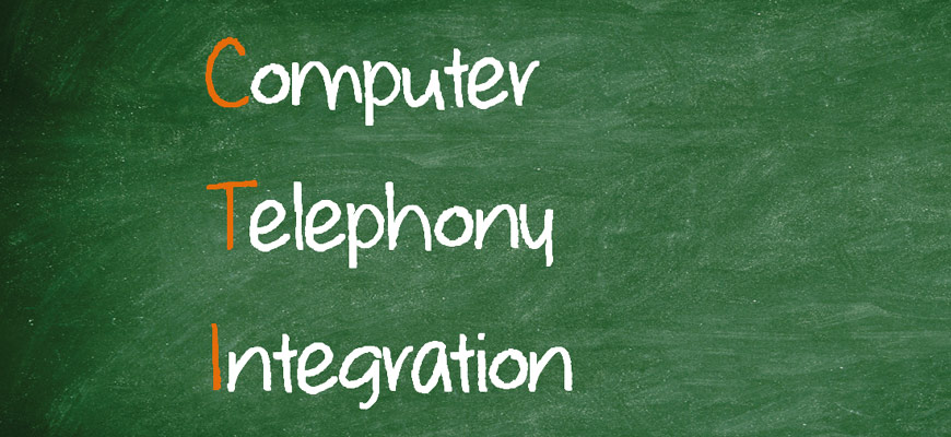 CTI computer telephony integration pic