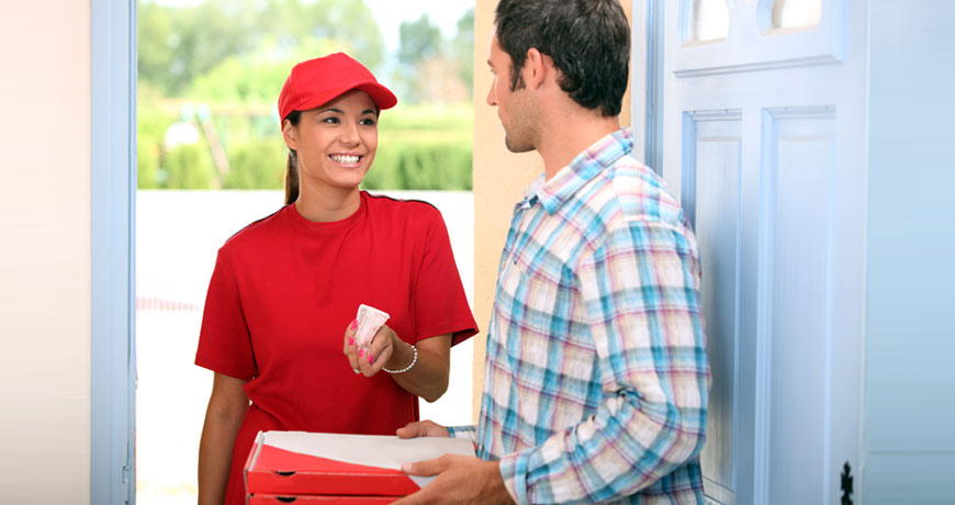 contact center call center solutions for home delivery order taking pic